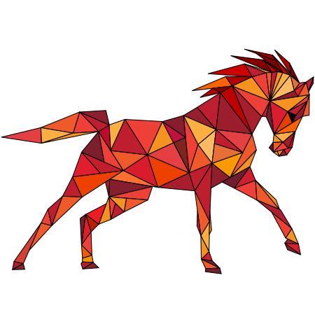 S ances d couvertes le cheval pour tous - Cheval dessin couleur ...